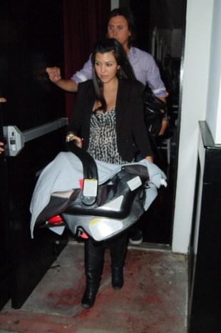 Kourtney Kardashian ma nowego partnera na wieczorne wypady