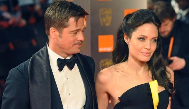 Jolie i Pitt - będzie siódme dziecko