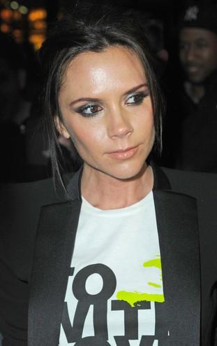 Victoria Beckham panikuje z powodu siwych włosów