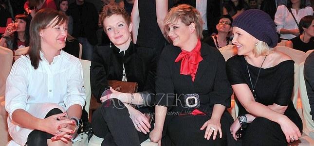 Celebryci na pokazie mody Orsay (FOTO)