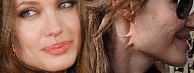 Czy Angelina Jolie miała zabieg podciągnięcia mięśni? (FOTO)