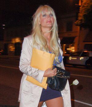 Brooke Hogan z grzywką (FOTO)