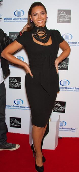 Oryginalna biżuteria Beyonce (FOTO)
