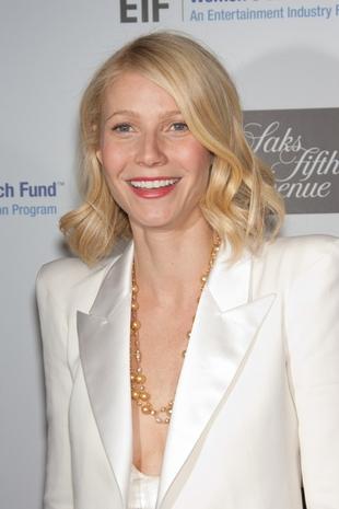 Nowy makijaż Gwyneth Paltrow (FOTO)
