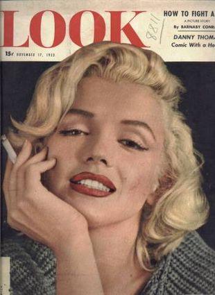 Marilyn Monroe paliła marihuanę! (VIDEO)