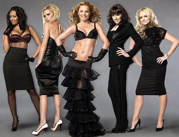 Geri Halliwell o kłótniach u Spice Girls
