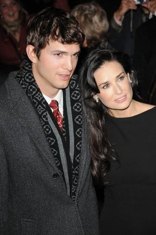 Demi i Ashton – jego kochanka wynajęła adwokatów