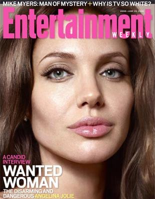 Angelina Jolie chwali seks w ciąży