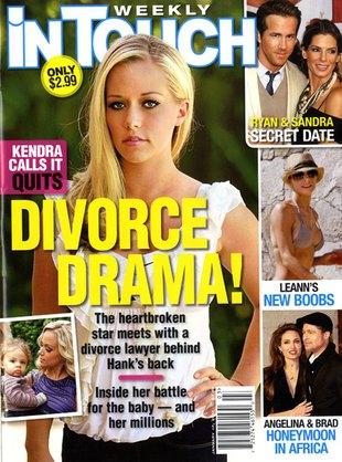 Kendra Wilkinson rozwodzi się?