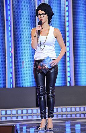 Magda Mołek w turbanie (FOTO)