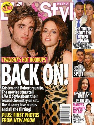Stewart i Pattinson wynajęli dla siebie całe piętro w hotelu