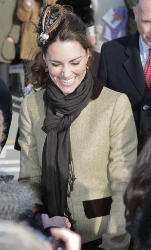 Pippa Middleton tańczy w biustonoszu (FOTO)