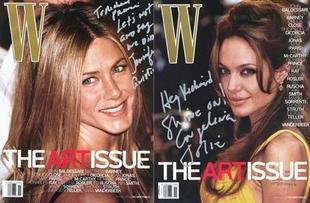 Jolie: Aniston ma się trzymać z daleka od jej dzieci