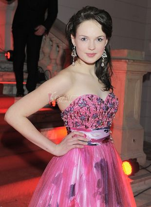 Top Model – Weronika Lewicka za Magdę Mielcarz