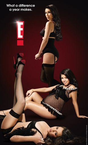 Co reklamują siostry Kardashian? (FOTO)