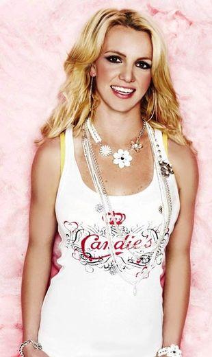 Britney Spears została twarzą Candies (FOTO)