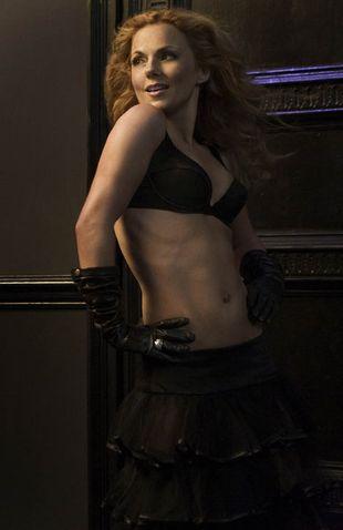 Geri Halliwell ma najlepsze piersi w zespole