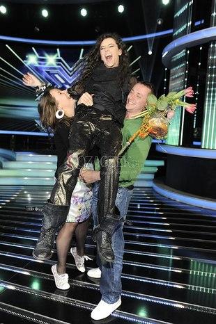 Niesamowite emocje na planie X-Factor (FOTO)