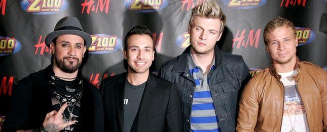 Backstreet Boys chcą wrócić na szczyt (VIDEO)