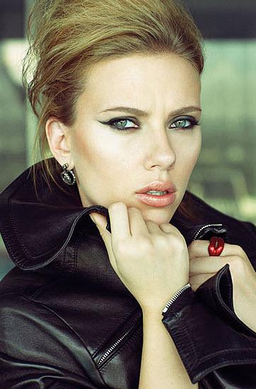 Scarlett Johansson dla Harper's Bazaar (FOTO)