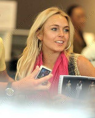 Lindsay Lohan chce być magnetyczna