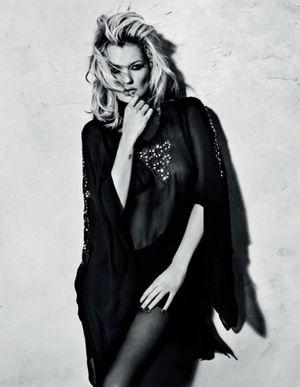 Kate Moss dla TopShop (FOTO)
