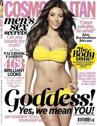 Kim Kardashian: Nie mam w domu wagi
