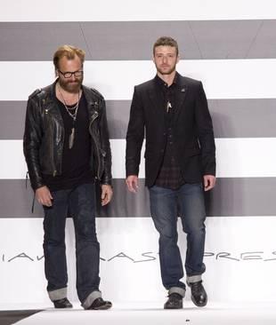 Justin Timberlake najbardziej eleganckim mężczyzną