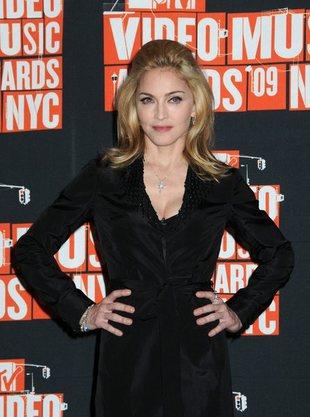Madonna wygląda młodo i sexy