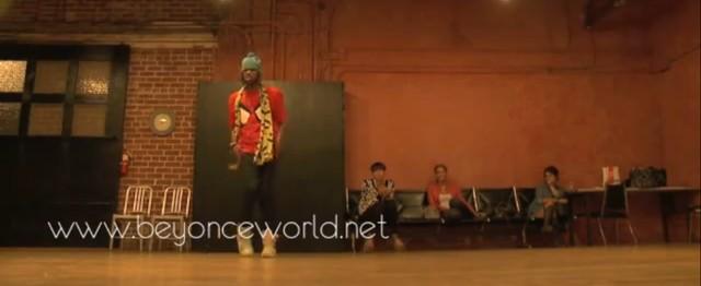 Zobaczcie choreografa Beyonce w akcji (VIDEO)