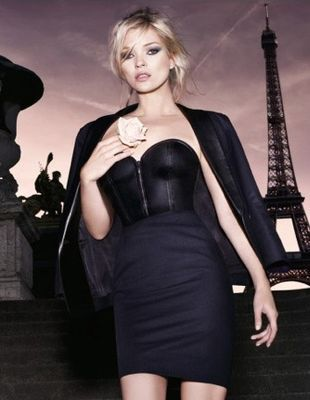 Prowokująca Kate Moss dla Yves Saint Laurent (VIDEO)