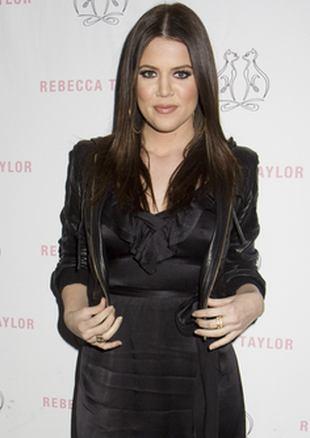 Khloe Kardashian syrenką (FOTO)
