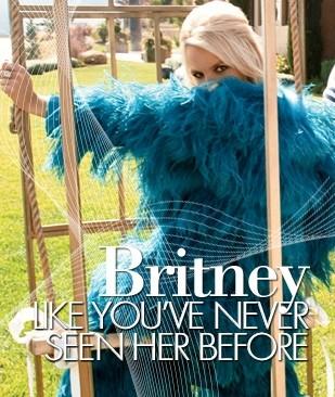 Britney Spears w sesji dla Elle! (FOTO)