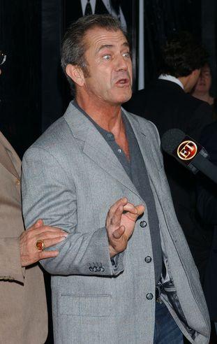 Mel Gibson zaatakował dziennikarza!