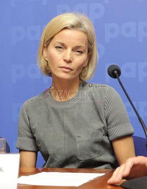 Małgorzata Foremniak trochę zmizerniała (FOTO)