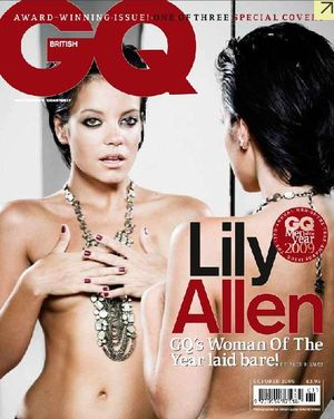 Lily Allen - Kobieta Roku 2009 (FOTO)