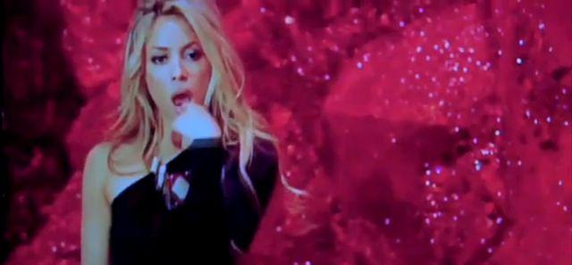 Shakira seksowniejsza niż kiedykolwiek! (VIDEO)