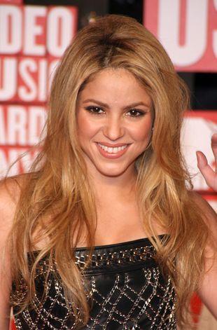 Shakira cała w skórze (FOTO)