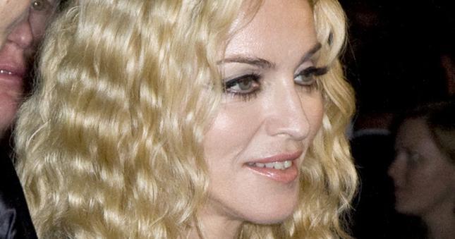 Zarost Madonny