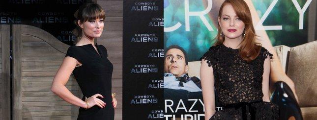 Olivia Wilde i Emma Stone nowymi twarzami Revlon