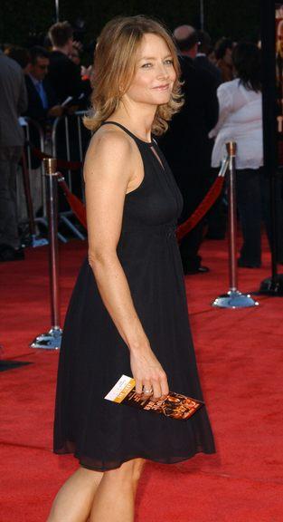 Jodie Foster w ciąży?
