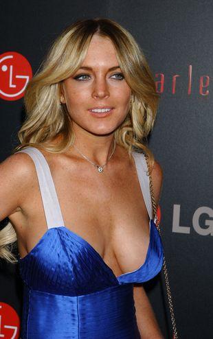 Lindsay Lohan w wydaniu luksusowym
