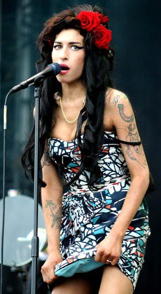Amy Winehouse ma zniszczony mózg
