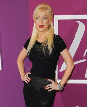 Seksowna mamuśka Christina Aguilera (FOTO)