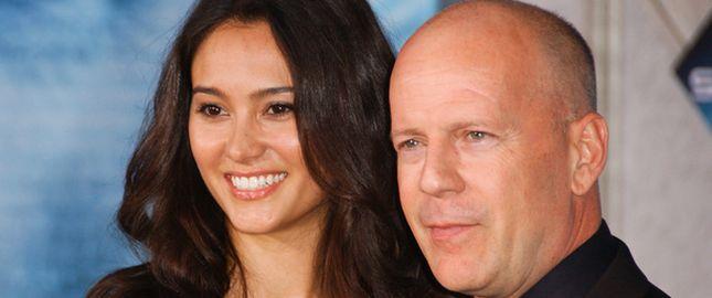 Bruce Willis z kobietami swojego życia (FOTO)