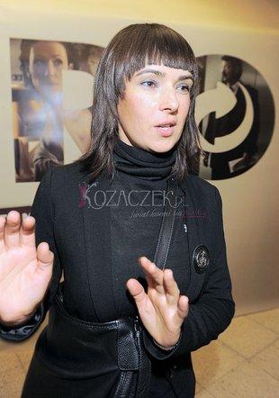 Kasia Kowalska w normalnym makijażu (FOTO)