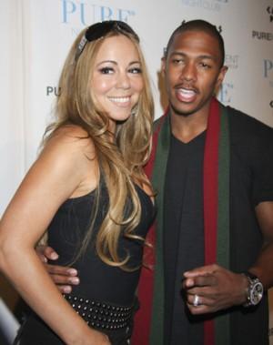 Miłość tuczy Mariah Carey