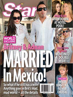 Britney Spears mężatką?
