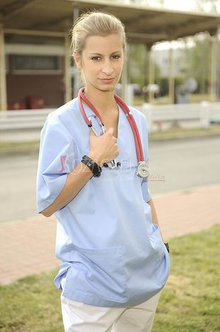 Pani doktor Magdalena Schejbal (FOTO)