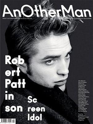 Robert Pattinson zdobi kolejną okładkę (FOTO)